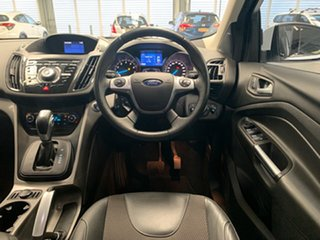 2015 Ford Kuga TF MY15 Trend AWD White 6 Speed Sports Automatic Wagon
