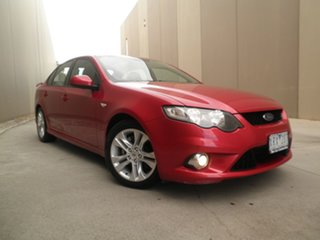 2010 Ford Falcon FG XR6 Seduce 5 Speed Sports Automatic Sedan.
