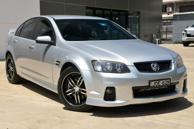 Used Holden Commodore VE II SS Tuggerah, 2011 Holden Commodore VE II SS Silver 6 Speed Sports Automatic Sedan