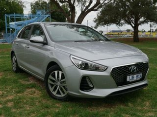 2020 Hyundai i30 PD2 MY20 Active SmartSense Silver 6 Speed Automatic Hatchback.