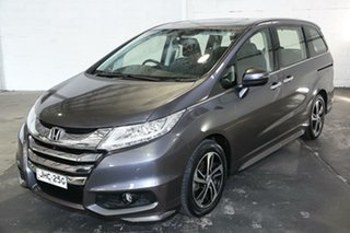 2015 Honda Odyssey RC MY16 VTi-L Grey 7 Speed Constant Variable Wagon
