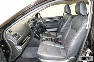 2016 Subaru Liberty MY16 2.5I Premium Black Continuous Variable Sedan