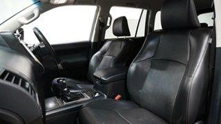 2017 Toyota Landcruiser Prado GDJ150R GXL Black 6 Speed Sports Automatic Wagon