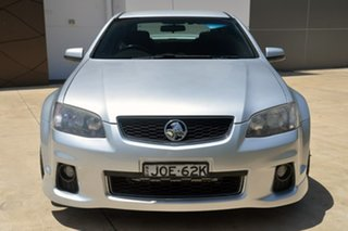 2011 Holden Commodore VE II SS Silver 6 Speed Sports Automatic Sedan