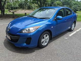 2012 Mazda 3 BL10F2 Neo Activematic Blue 5 Speed Sports Automatic Sedan
