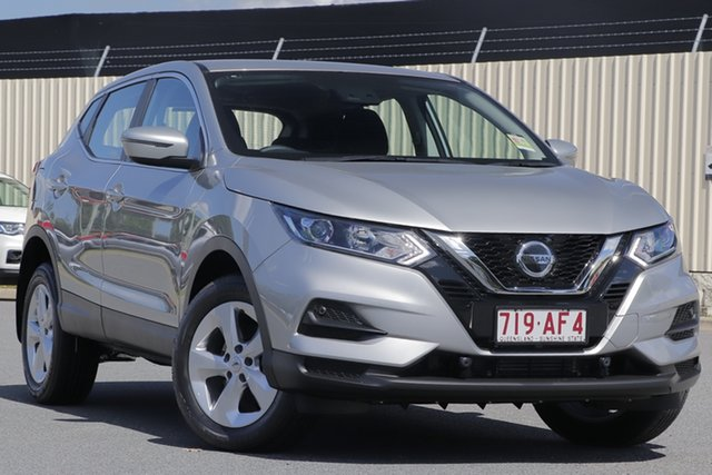 Demo Nissan Qashqai J11 Series 3 MY20 ST X-tronic Bundamba, 2020 Nissan Qashqai J11 Series 3 MY20 ST X-tronic Platinum 1 Speed Constant Variable Wagon