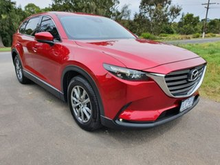2017 Mazda CX-9 TC Touring Red Sports Automatic Wagon.
