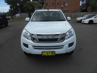 2016 Isuzu D-MAX TF MY15.5 SX HI-Ride (4x2) White 5 Speed Automatic Crew Cab Chassis