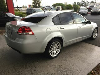 2010 Holden Commodore VE II International Silver 6 Speed Automatic Sedan