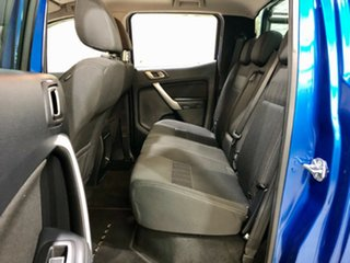 2018 Ford Ranger PX MkIII 2019.00MY XLT Blue 6 Speed Manual Utility