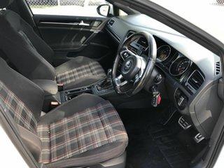 2013 Volkswagen Golf VII MY14 GTI DSG White 6 Speed Sports Automatic Dual Clutch Hatchback