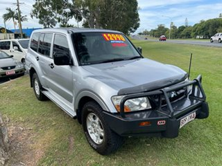 2005 Mitsubishi Pajero NP MY05 GLX 5 Speed Sports Automatic Wagon