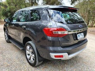 2018 Ford Everest UA Titanium Grey Sports Automatic SUV