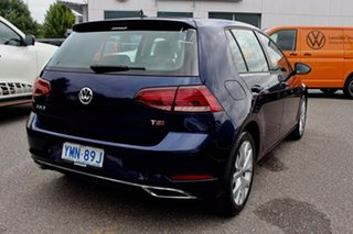 2017 Volkswagen Golf 7.5 MY18 110TSI DSG Highline Atlantic Blue 7 Speed Sports Automatic Dual Clutch.