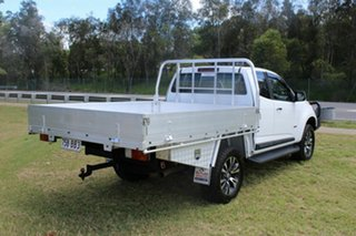 2017 Holden Colorado RG MY17 LTZ Pickup Space Cab White 6 Speed Sports Automatic Utility