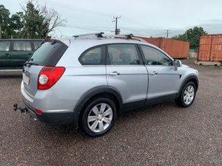 2008 Holden Captiva LX Silver 4 Speed Auto Active Select Wagon