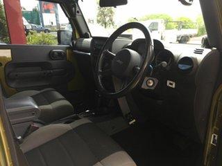 2007 Jeep Wrangler JK Sport (4x4) Green 5 Speed Automatic Softtop