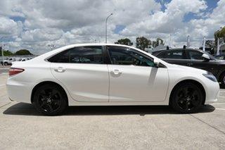 2016 Toyota Camry ASV50R Atara SX Diamond White 6 Speed Sports Automatic Sedan