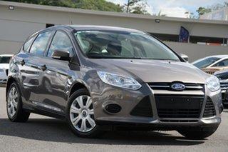 2012 Ford Focus LW Ambiente Grey 5 Speed Manual Hatchback.