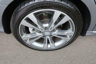 2014 Mercedes-Benz C-Class W204 MY14 C200 7G-Tronic + Grey 7 Speed Sports Automatic Sedan