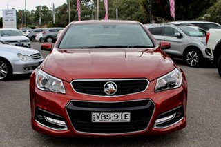 2014 Holden Commodore VF MY14 SS V Redline Red 6 Speed Sports Automatic Sedan