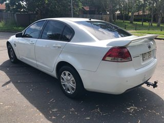 2008 Holden Commodore VE MY08 Omega White 4 Speed Automatic Sedan