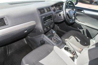 2015 Volkswagen Jetta 1B MY15 118TSI DSG Trendline Pure White 7 Speed Sports Automatic Dual Clutch