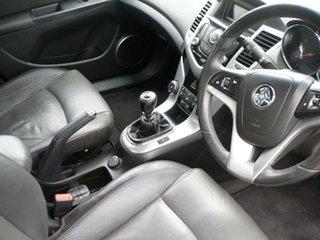 2009 Holden Cruze JG CDX Black 5 Speed Manual Sedan
