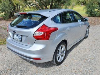 2015 Ford Focus LW MkII Sport Silver Sports Automatic Dual Clutch Hatchback