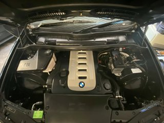 2006 BMW X5 E53 MY06 d Steptronic Metallic Blue 6 Speed Sports Automatic Wagon.