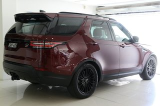 2017 Land Rover Discovery Series 5 L462 MY17 HSE Red 8 Speed Sports Automatic Wagon.