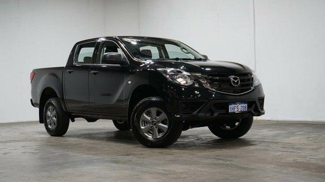 Used Mazda BT-50 UR0YG1 XT Welshpool, 2020 Mazda BT-50 UR0YG1 XT Jet Black 6 Speed Sports Automatic Utility