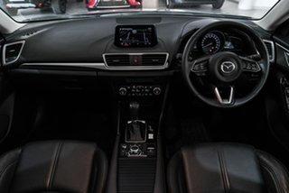 2018 Mazda 3 BN5278 Touring SKYACTIV-Drive Silver 6 Speed Sports Automatic Sedan.