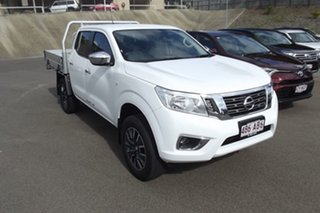 2020 Nissan Navara D23 S4 MY20 RX White 7 Speed Sports Automatic Cab Chassis.