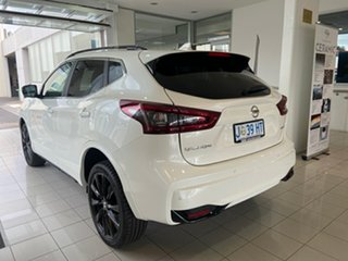 2020 Nissan Qashqai J11 Series 3 MY20 Midnight Edition X-tronic Ivory Pearl 1 Speed