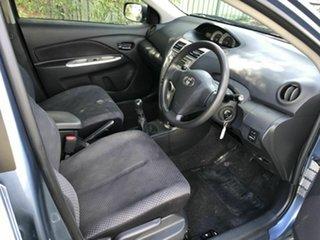 2006 Toyota Yaris NCP93R YRS Grey 5 Speed Manual Sedan