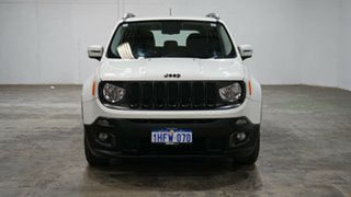 2015 Jeep Renegade BU MY16 Longitude DDCT White 6 Speed Sports Automatic Dual Clutch Hatchback