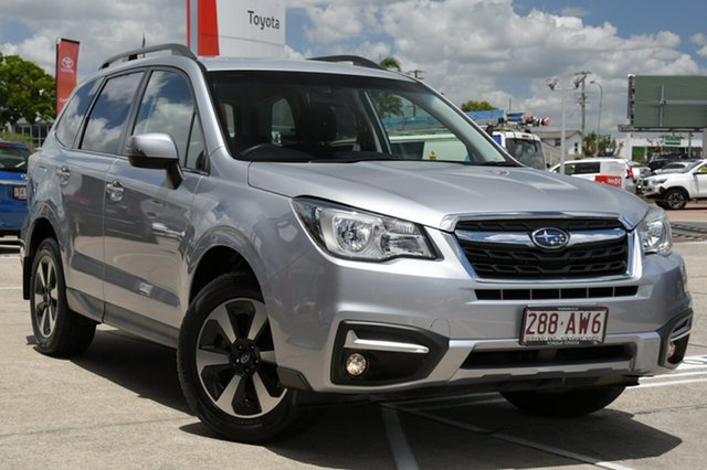 Pre-Owned Subaru Forester S4 MY17 2.5i-L CVT AWD Albion, 2016 Subaru Forester S4 MY17 2.5i-L CVT AWD Silver 6 Speed Constant Variable Wagon
