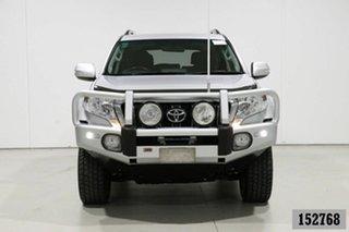 2017 Toyota Landcruiser Prado GDJ150R MY16 GXL (4x4) Silver 6 Speed Automatic Wagon.