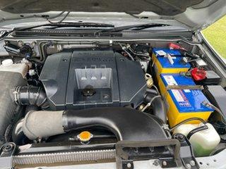 2005 Mitsubishi Pajero NP MY05 GLX 5 Speed Sports Automatic Wagon
