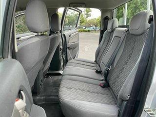 2013 Holden Colorado RG MY14 LX Silver 6 Speed Automatic Dual Cab