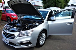 2015 Holden Cruze JH Series II MY15 CDX Silver 6 Speed Sports Automatic Sedan