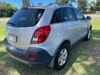 2011 Holden Captiva CG Series II 5 Silver 6 Speed Sports Automatic Wagon