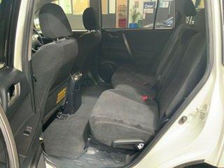 2013 Toyota Kluger GSU45R MY13 Upgrade KX-R (4x4) 7 Seat White 5 Speed Automatic Wagon