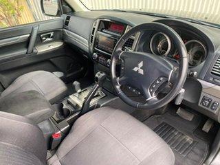 2018 Mitsubishi Pajero NX MY19 GLX Graphite Grey 5 Speed Sports Automatic Wagon