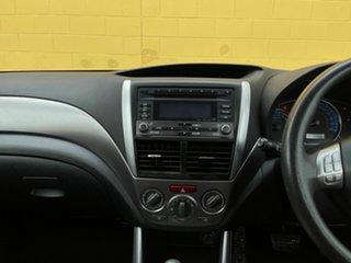 2008 Subaru Forester White 6 Speed Automatic Wagon