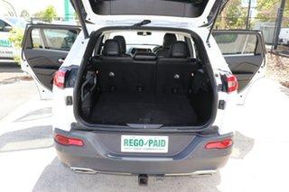 2015 Jeep Cherokee KL MY15 Limited Diamond White 9 speed Automatic Wagon