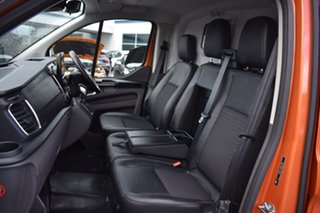 2019 Ford Transit Custom VN 2019.75MY 320S (Low Roof) Sport Orange Glow 6 Speed Automatic Van