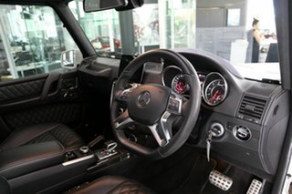 2018 Mercedes-Benz G-Class W463 MY808 G63 AMG SPEEDSHIFT PLUS 4MATIC White 7 Speed Sports Automatic.