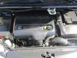 2007 Peugeot 307 MY06 Upgrade XSE HDi 2.0 Touring Silver 6 Speed Tiptronic Wagon